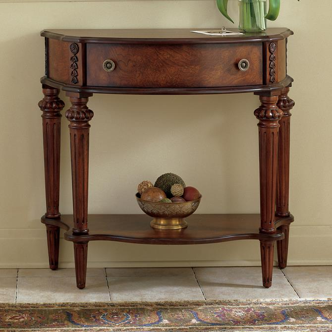 Marvelous Modern Console Tables Wooden Collection Of Top Console Tables Butler  Plantation Cherry Demilune Console Table Wooden