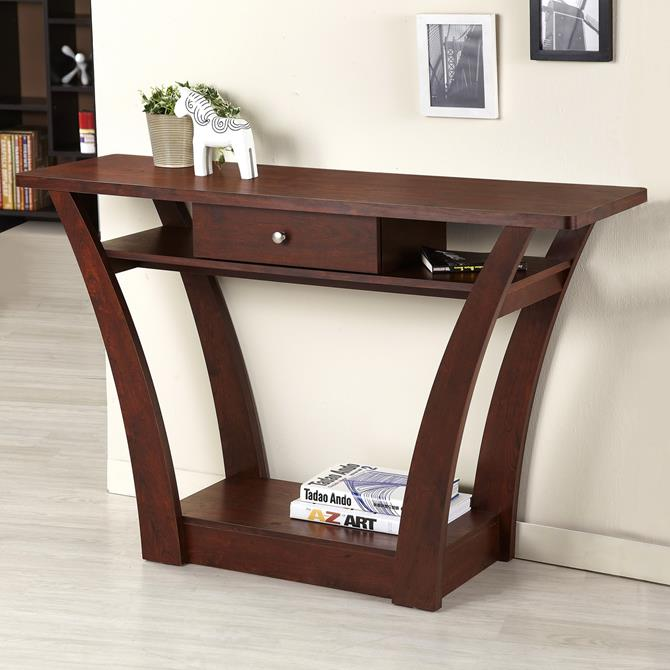 Collection of top wooden console tables - Table console pliable ...