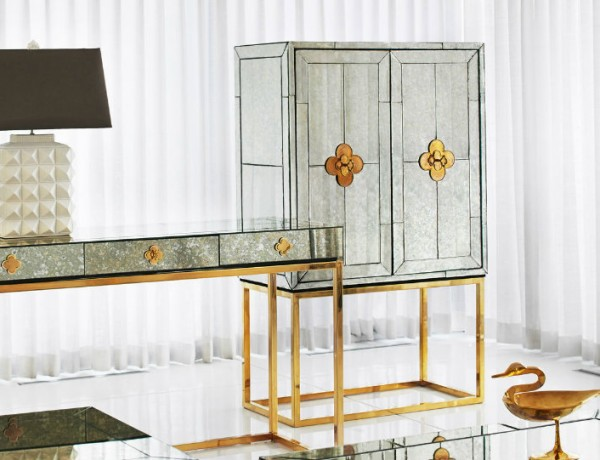 BEST MODERN CHIC CONSOLES BY JONATHAN ADLER