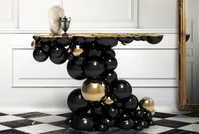 7 Black Console Table Ideas (2) 7 black console table ideas 7 Black Console Table Ideas 7 Black Console Table Ideas 2