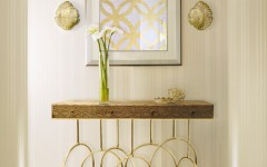 Console tables with Storage