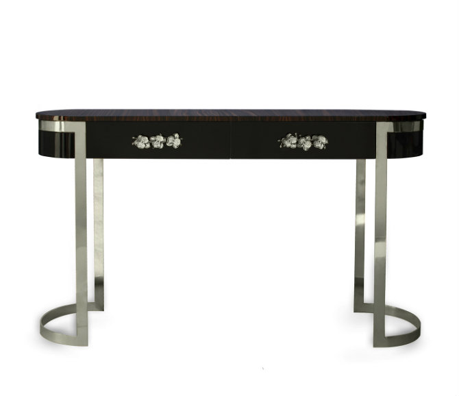 modern console tables modern console tables Modern Console Tables for Exclusive Living Rooms orchidea console 3