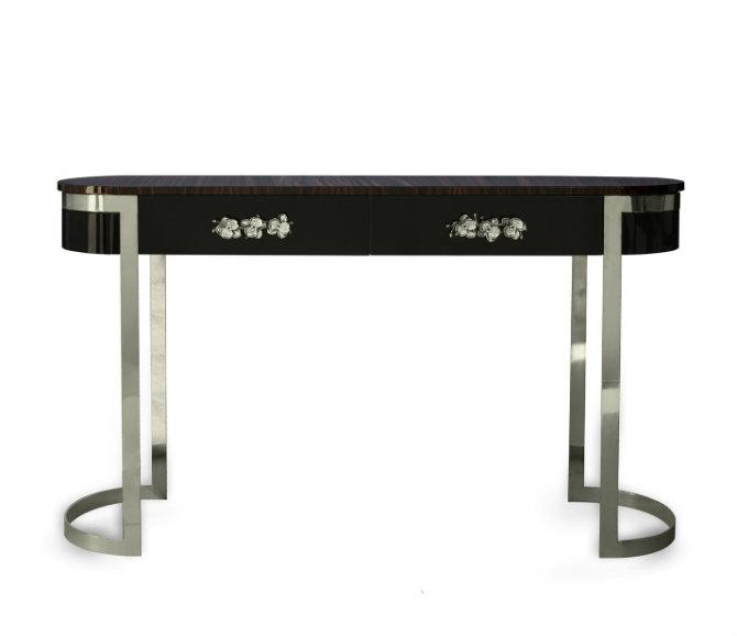 modern console tables modern console tables Modern Console Tables for Exclusive Living Rooms orchidea console 3