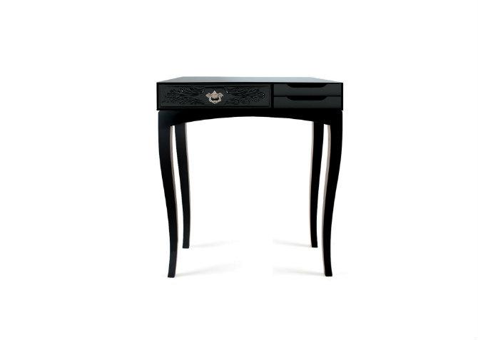 black console table small console tables 5 Small Console Tables soho console black model3 01