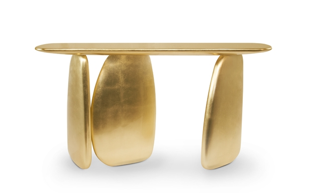 Console Tables Inspired by Nature Console Tables Inspired by Nature 10 Astonishing Console Tables Inspired by Nature ardara modern console table modern contemporary design by brabbu 1