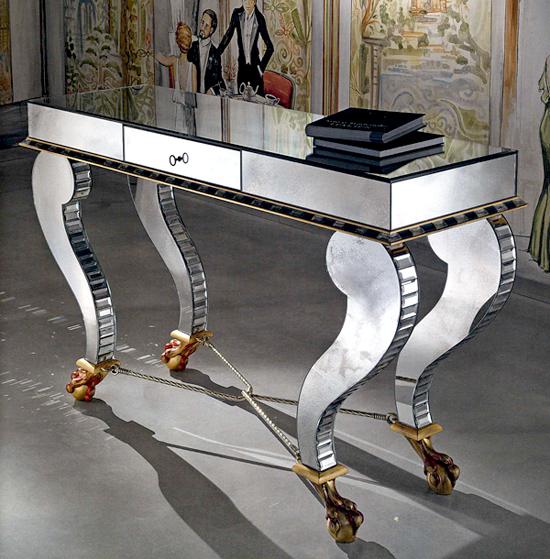 taylor llorente 10 Elegant Console Tables Designed by Taylor Llorente art2540 m