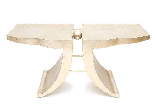 1st dibs Console Tables in Metal Leaf console tables in metal leaf 9 Inspiring Console Tables in Metal Leaf 1st dibs e1467384075711