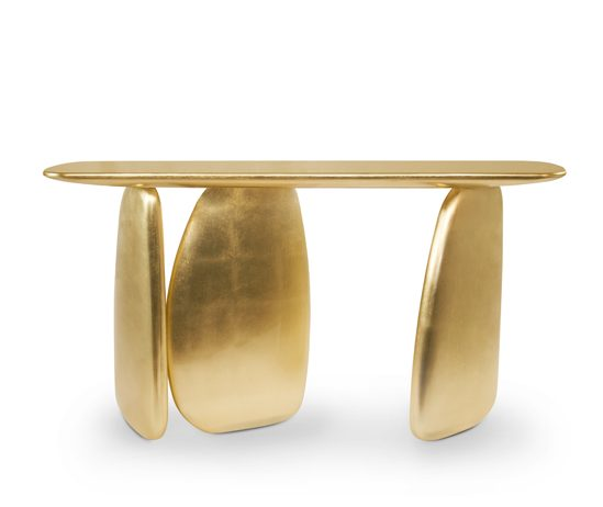 Brabbu Ardara Console Tables in Metal Leaf console tables in metal leaf 9 Inspiring Console Tables in Metal Leaf Brabbu Ardara e1467383653650