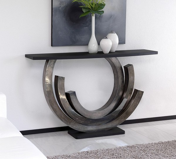 Minimalist console table Console tables Beautiful Minimalist Modern Console Tables Minimalist conole tables30 Modern Console Tables for Contemporary Interiors 16