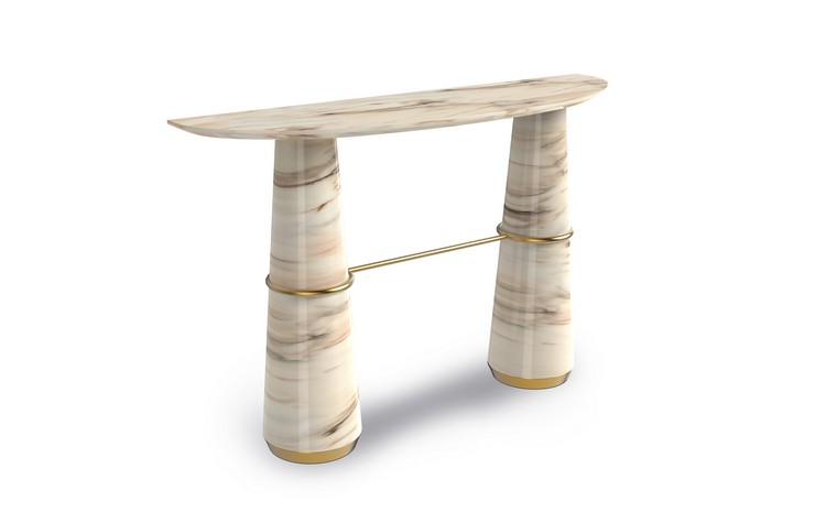 console table console table Agra Modern Console Table by Brabbu agra agra console 2 HR
