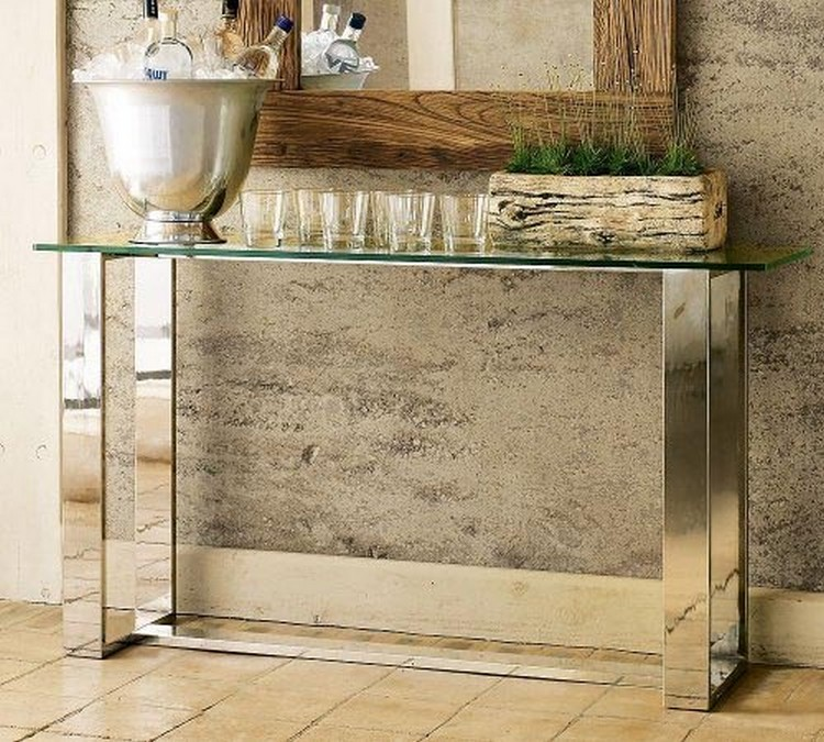 hwo to style console tables modern console table How To Style Modern Console Tables hwo to style console tablesdecorating with console tables 9