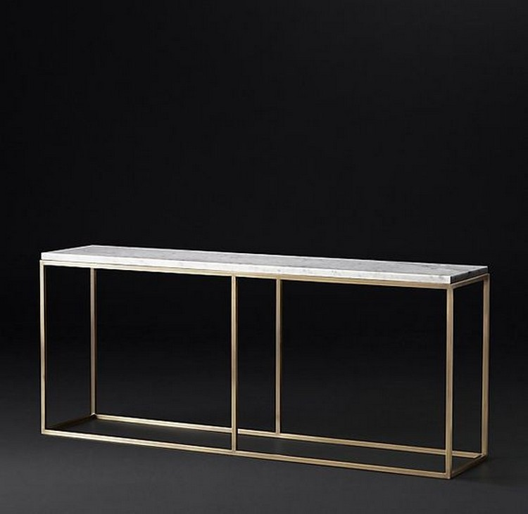 stalas console tables Amazing Console Tables for Your Bedroom Décor console1dca2604996e2b584720f4b9446e7033