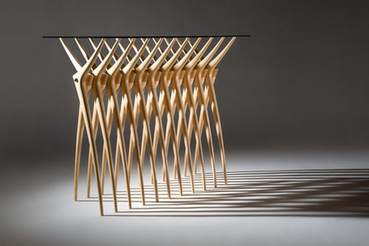 grazutis Console Table Ardú Console Table By Martin Gallagher consoleardu console table 1