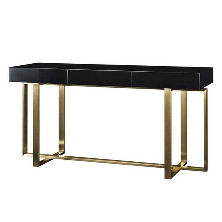 modern console tables modern console tables 5 Modern Console Tables To Die For die1792e81df0fef1053f866c7a7a728b88