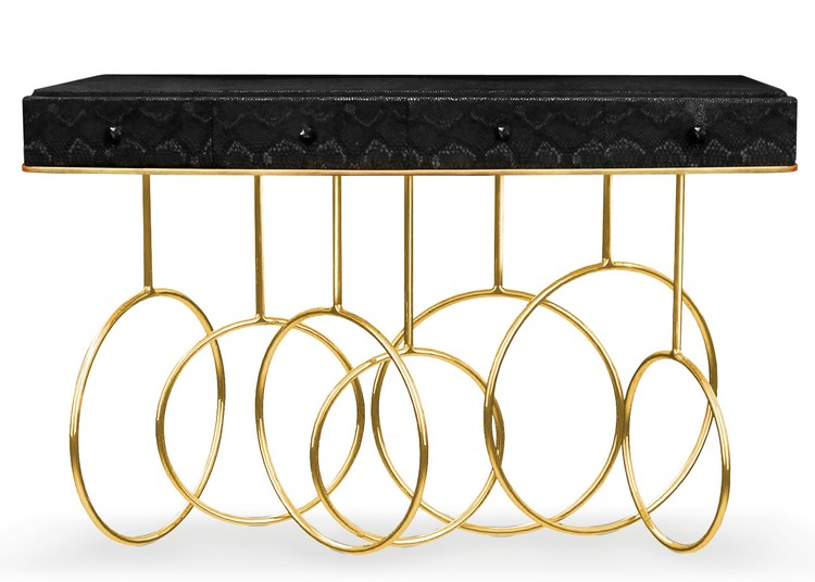 gothic burlesque-console-3 console tables Incredible Gothic Console Tables For Entryway gothic burlesque console 3