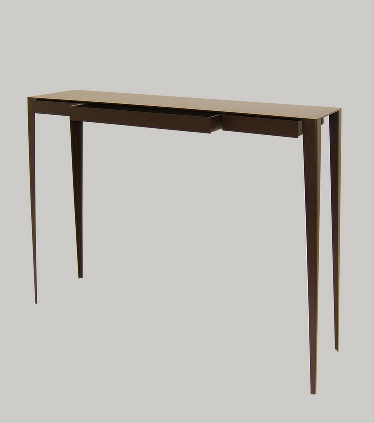 moGRANDE_SOEUR_GM_AVEC_TIROIRS console tables Console Tables You Can Find At Maison et Objet moGRANDE SOEUR GM AVEC TIROIRS