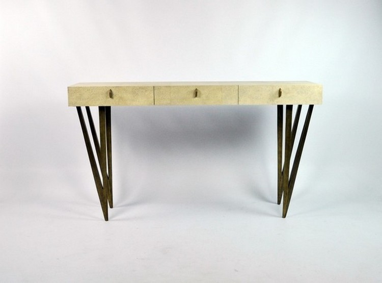 mocs_reef console tables Console Tables You Can Find At Maison et Objet mocs reef
