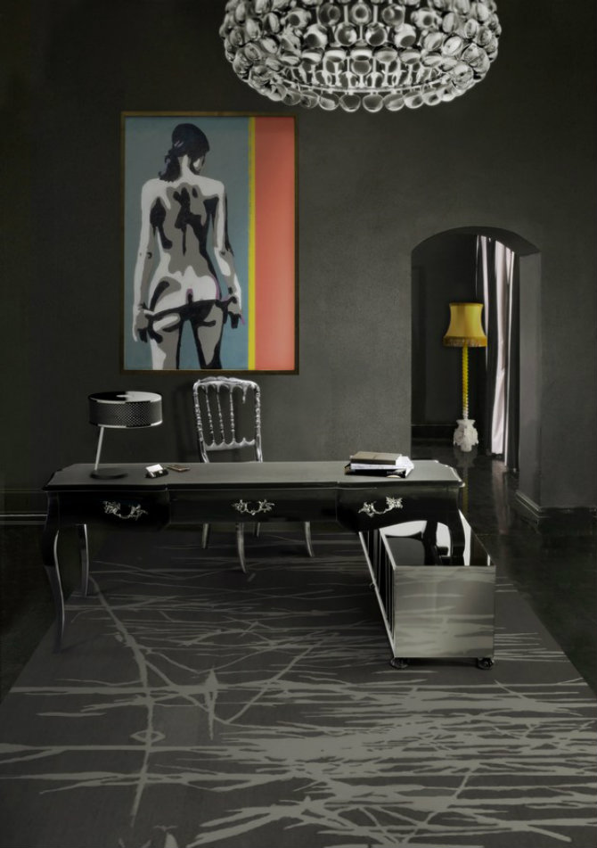 console tables Console Table The Inspirations Behind a Modern Console Table boulevard 1