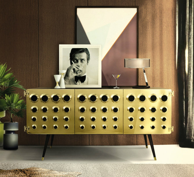 monocles-sideboard-ambience-01 console tables Top 5 Brands for Modern Console Tables monocles sideboard ambience 01
