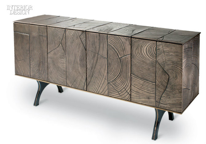 Console Table Tuell and Reynolds new Modern Console Table Design tuellreynolds mackerricher muir homes