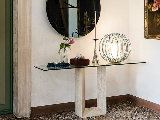 Console Table Best Modern Console Table Designers of All Times DIAPASON Console table Cattelan Italia 68163 relad8d6979