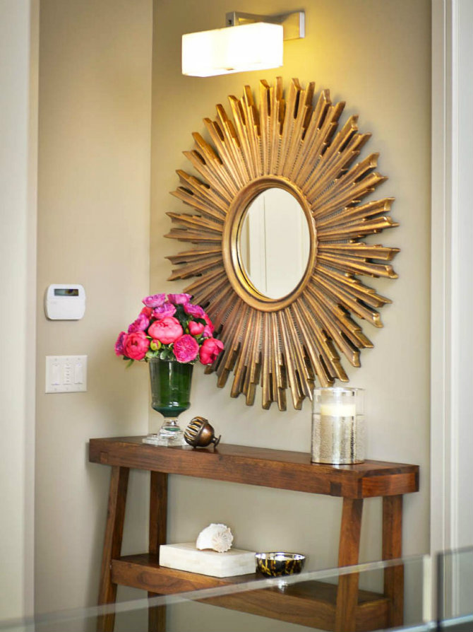 dp_dorothy-willetts-neutral-entry-table-mirror_s3x4 Console Table Best Golden Mirrors for a Luxury Console Table DP Dorothy Willetts Neutral Entry Table Mirror s