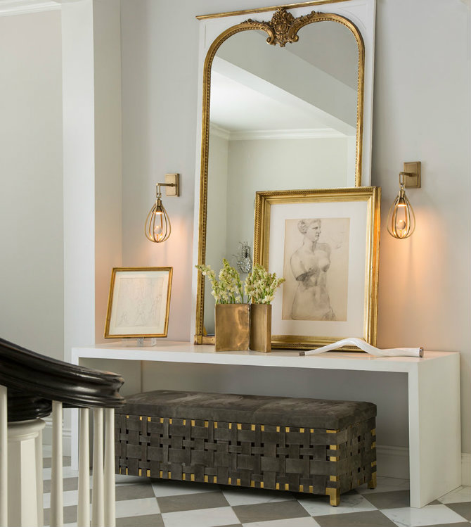 luxury-hotels-trends-to-see-in-boutique-design-new-york-2016-windsor-smith-for-arteriors-1 Console Tables Modern Console Tables for Hotel Entryways Luxury Hotels Trends to See in Boutique Design New York 2016 Windsor Smith for Arteriors 1
