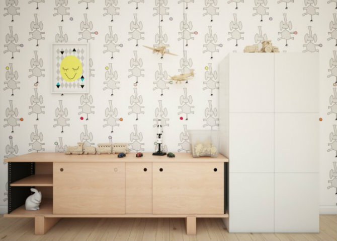 adorable-kids-room-design-600x428 Console Tables Modern Console Tables for Children Room adorable kids room design