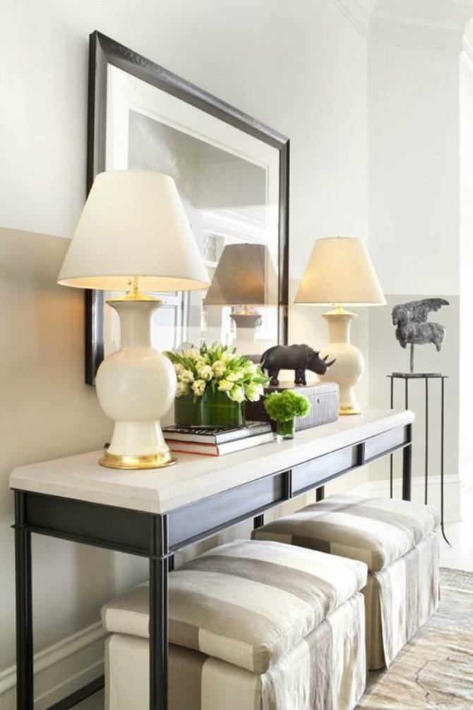 0bed3687a555e2c53313151180e5f86f Console Table Discover 10 Ways to Decorate a Modern Console Table 0bed3687a555e2c53313151180e5f86f
