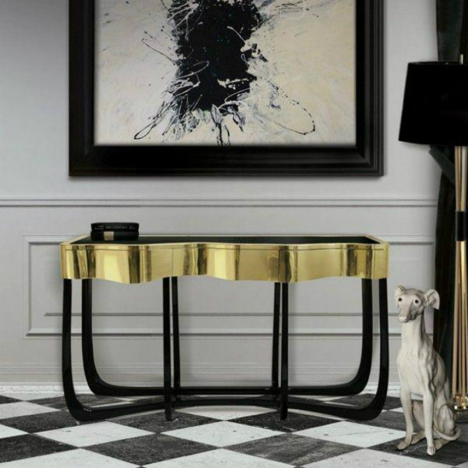 15-modern-consoles-for-your-home-sinuous-console-by-boca-do-lobo Incredible Restaurant Modern Console Tables for an Incredible Restaurant 15 MODERN CONSOLES FOR YOUR HOME Sinuous Console by Boca do Lobo