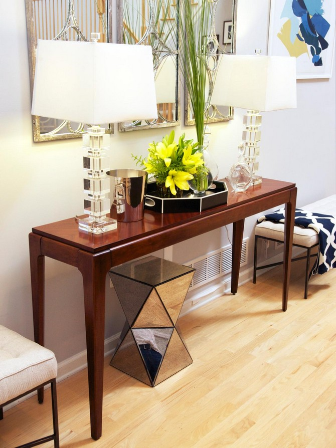 Modern Console Table Modern Console Table How To Decorate Your Modern Console  Table HHILO209 Living Room