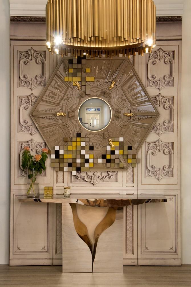Maison Et Objet maison et objet Amazing Console Tables in Maison et Objet MaisonObjet Paris 04