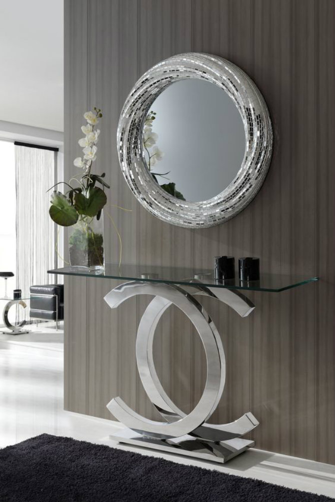 console table Console Table Discover 10 Ways to Decorate a Modern Console Table f7909893daf796b317ee236329464113