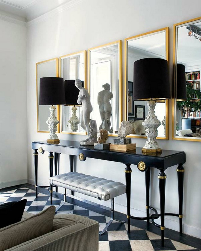 new trends New trends Modern Console Tables New Trends interior designer Raul Martins61