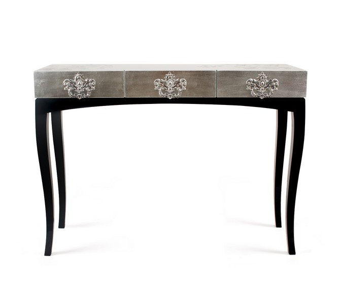Silver Modern Console Tables Silver Modern Console Tables Top 10 Silver Modern Console Tables trinity 05