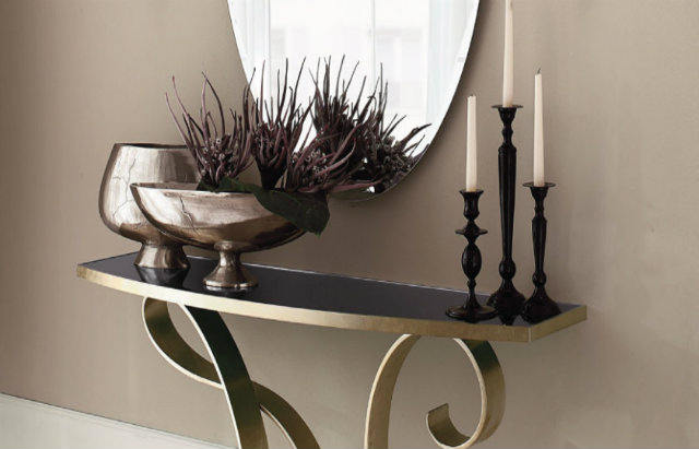 console tables Console Tables Fabulous and Majestic Modern Console Tables console table  1