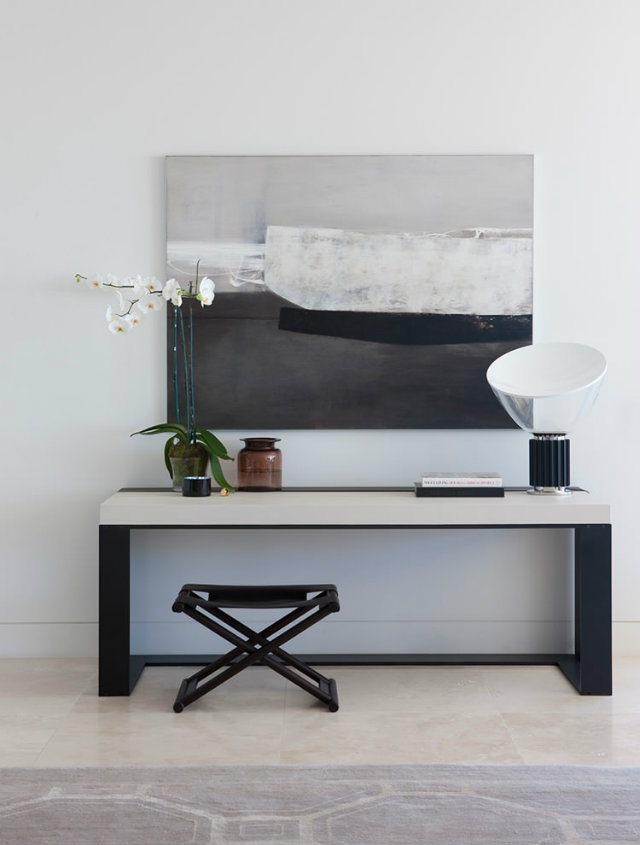 console tables Console Tables Fabulous and Majestic Modern Console Tables hh arentpyke