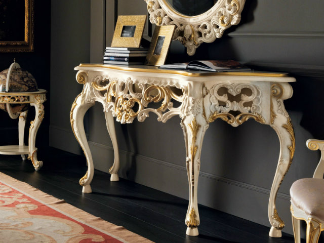 Console Tables Best Modern Console Tables for a Classic Look 11605 Console table Modenese Gastone group 129014 rel173cd70a