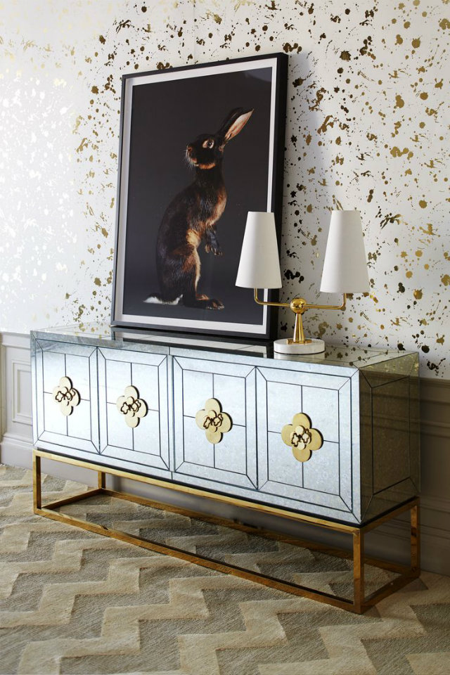 Console Table How to Find The Perfect Place for Your Modern Console Table 32fa67f2d3649c83da8c8b383782d67c 1