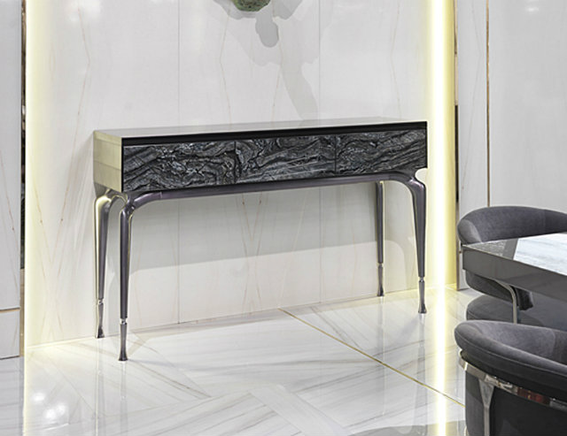 Console Table Console Table Make a Stylish Statement With Modern Console Table 75UNrevenge diningroom 16