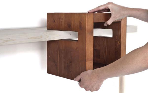 Modular Console Table Iggy – The Modular Console Table Iggy Console Table Luca Longu Formabilio 3