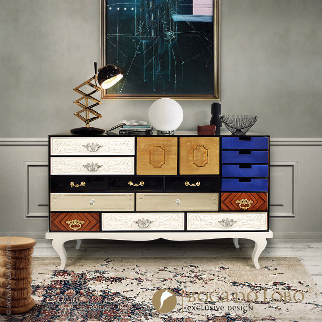 console table console table The Evolution of Modern Console Table Design Soho Sideboard 2