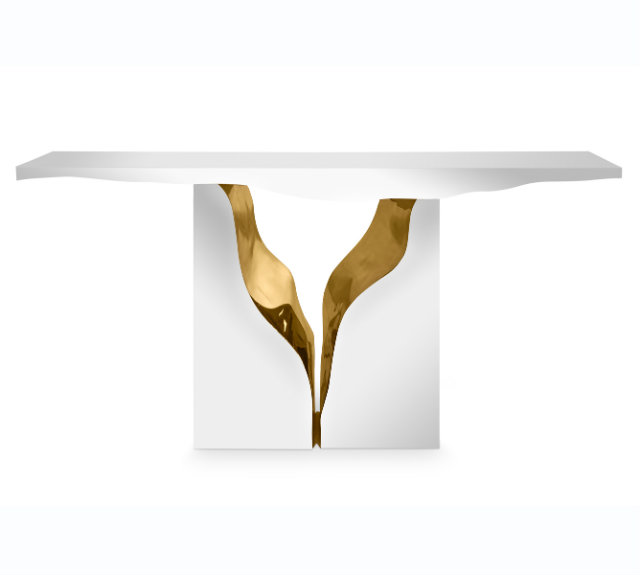 console tables Console Tables Top 5 Modern Console Tables lapiaz console zoom