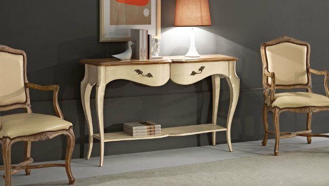 console tables Console Tables Best Modern Console Tables for a Classic Look matisse 2drawer console 2