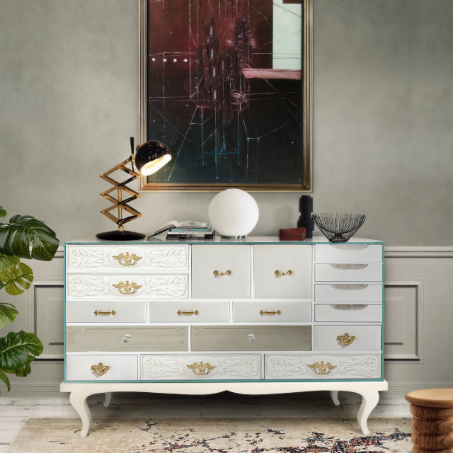 console table The Evolution of Modern Console Table Design soho sideboard boca do lobo