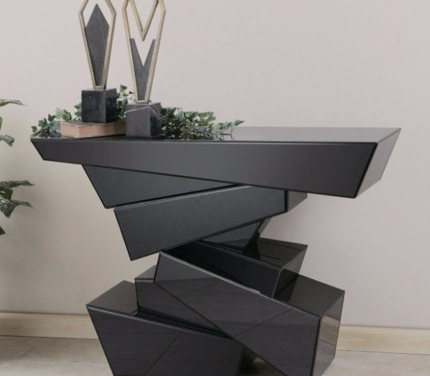 console table 10 Stylish Modern Console Tables 33af43ab381d6a95c87c8eb6c90ee4f6 e1490604738499