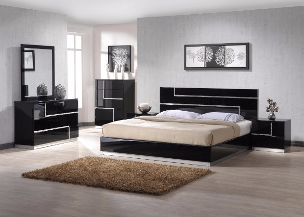 Bedroom organization is essential  This contemporary costume design really  gives the modern console table a prominent place in the room. Striking Modern Console Tables for your bedroom   Modern Console