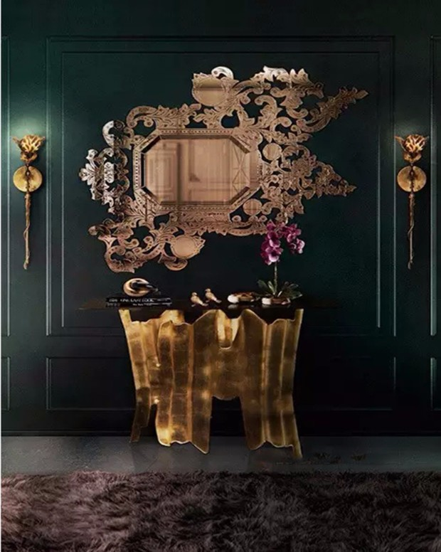 console table Most Expensive Console Tables Worldwide Koke 1