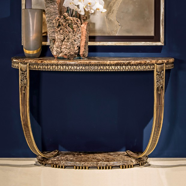 Console Table console table Most Expensive Console Tables Worldwide bronze console