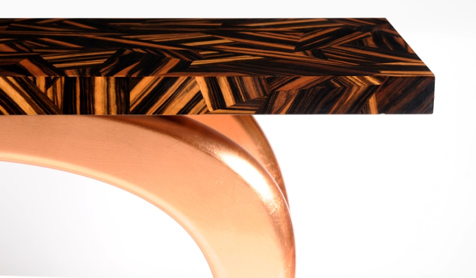 console table Be Inspired By Boca do Lobo's Console Tables infinity 01
